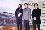 Andys Skordis awarded at ISCM Korea competition